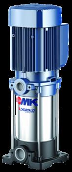 Многоступенчатый вертикальный насос  Pedrollo MKm5/4 1.1 кВт