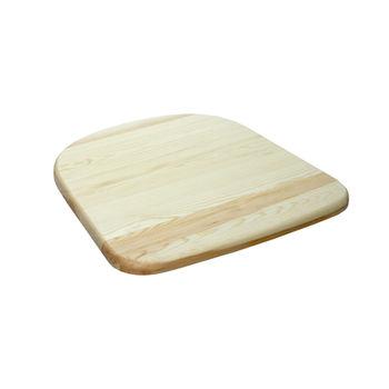 купить Cиденье деревянного стула, цвет Mocca в Кишинёве