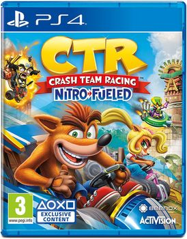 купить Game Console Sony PlayStation 4 Slim 1Tb + Crash Team Racing + Ratchet & Clank в Кишинёве