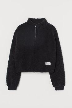 Трикотаж H&M Чёрный