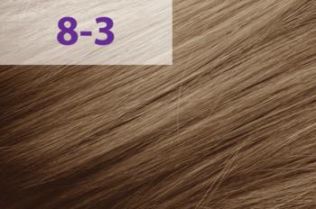 Vopsea p/u păr, ACME jNowa Siena CS, 90 мл., 8/3 - Blond mediu auriu