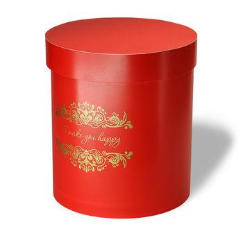 Шляпная коробка 20*21 см