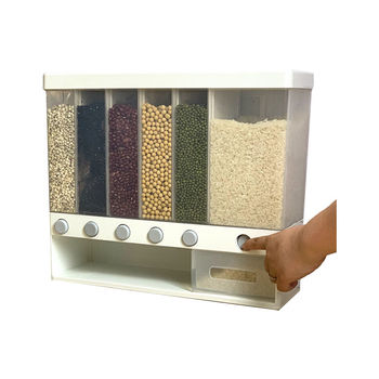 купить Настенный диспенсер  для зерна для кухни в Кишинёве