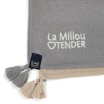 купить Покрывало бамбуковое La Millou Bamboo Tender - Honey - Toffee в Кишинёве