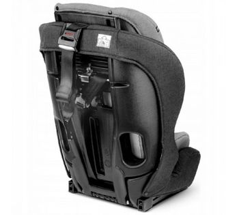 Автокресло KinderKraft Safety-Fix (9-36 кг) grey