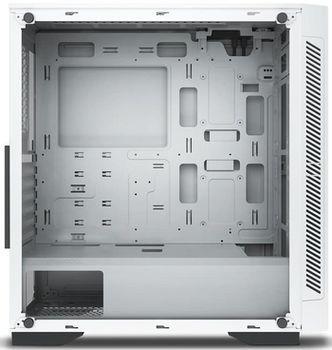 купить Case ATX Deepcool MATREXX 55 V3 ADD-RGB 3F, w/o PSU, 3x120mm,Tempered Glass, RGB, USB3.0, White в Кишинёве