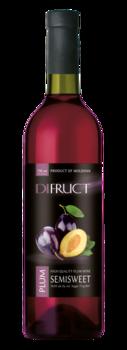 Фруктовое вино DiFruct слива, 0.75 л