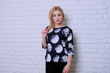 купить Блузка Simona ID 9513 в Кишинёве