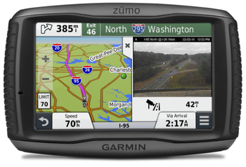 Garmin Zumo 590LM Europe