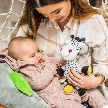 купить BabyOno C-More игрушка с вибрацей Giraffe Adelle в Кишинёве
