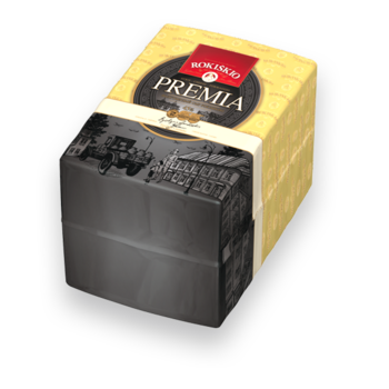 "ROKISKIO™ сыр полутвердый ""PREMIA"" MINI 45%, ~1,5 кг."