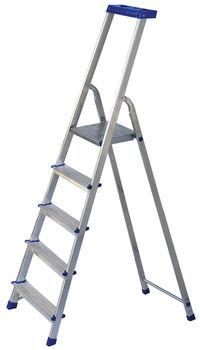 купить Ascara Лестница алюминиевая односторонняя Elkop JHR 405 в Кишинёве