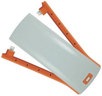 Power Bank Tuncmatik Powertube II 6000mAh Micro Lighthing