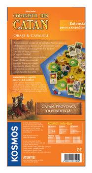 купить Cutia Настольная игра Колонисты Катана Расширение Города и рыцари в Кишинёве