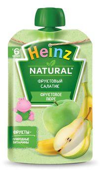 купить Пюре Heinz фруктовый салатик 100г с 6месяцев в Кишинёве