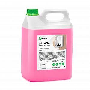 Крем-мыло мыло Milana fruit bubbles