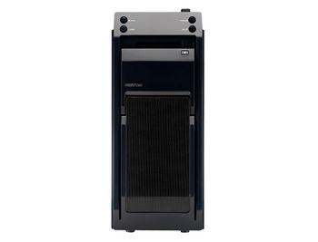 купить Case ATX Miditower Chieftec Libra LF-01B-OP Black в Кишинёве