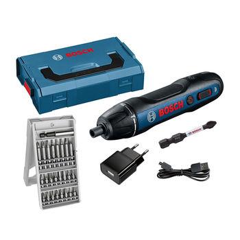 Аккумуляторные отвертки Bosch GO Professional