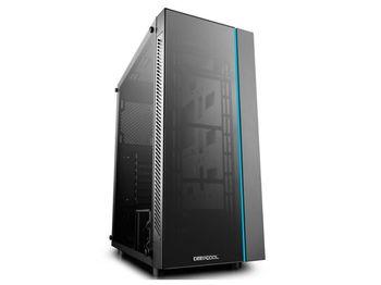 купить Case ATX Deepcool MATREXX 55 V3, w/o PSU, 1×USB3.0/2×USB2.0, Tempered Glass, Black в Кишинёве
