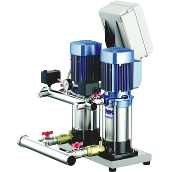 купить Агрегат поддержания давления Pedrollo CB2-MK 3/4-N в Кишинёве