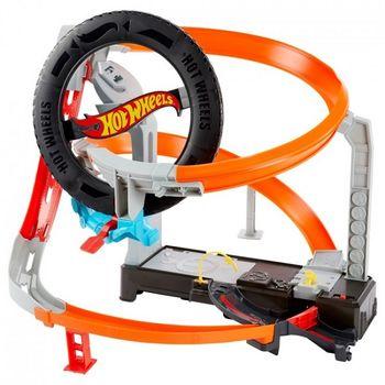 купить Mattel Hot Wheels Игровой набор Гонки в шиномонтажной в Кишинёве