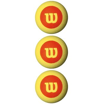Мяч для большого тенниса (3 шт.) Wilson Starter Foam TBball WRZ258900 (5249)