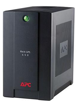 APC Back-UPS BC650-RSX761 650VA/360W, 230V, (3+1) Schuko CEE, CIS
