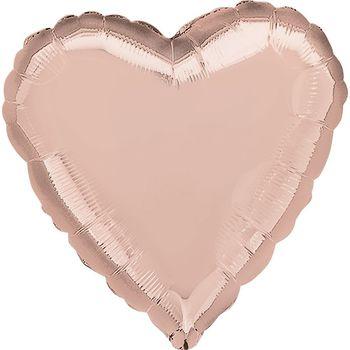 купить Сердце Розовое Золото в Кишинёве