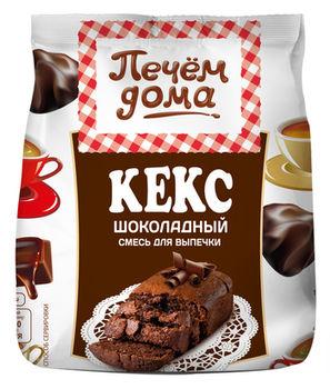 """Смесь для выпечки """"Кекс с шоколадом"""" 300 г"""
