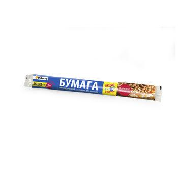 купить Бумага силиконизированная, натуральная, для выпекания Paterra, 38 см х (6+1) м в Кишинёве