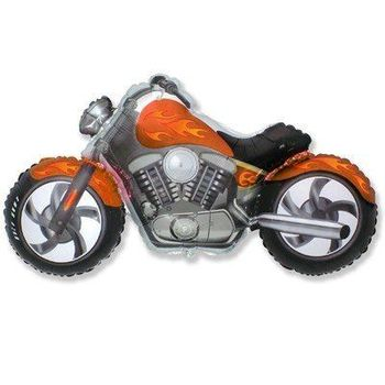 купить Мотоцикл Оранжевый в Кишинёве