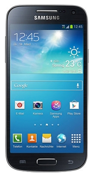 Samsung I9195 Galaxy S4 mini Black (4G)