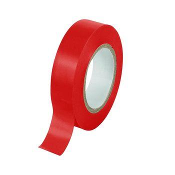 Изолента 19мм*10м*130мк CAMAT красная
