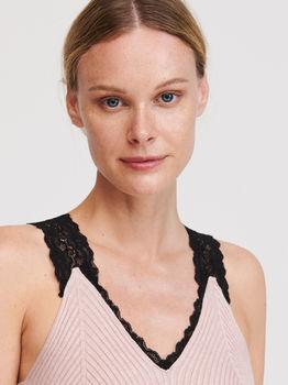Блуза RESERVED Бледно розовый