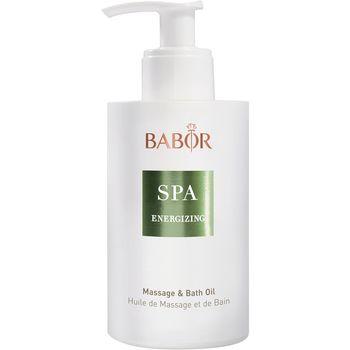 Energizing Massage & Bath Oil