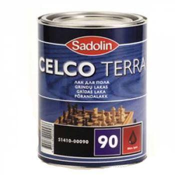 Sadolin Лак Celco Terra 90  Глянцевый 1л