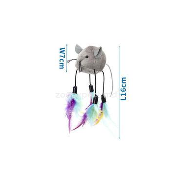 Nobleza Mouse Gray L 16