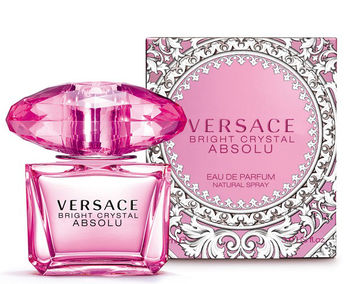 VERSACE BRIGHT CRYSTAL ABSOLU EDP 90 ml