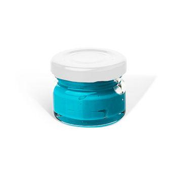 Паста пигментная (Бирюзовая-голубая) для эпоксидной смолы  (20 г)