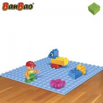 BanBao 6550 Young ones basic plate