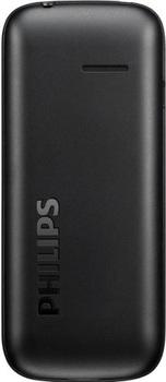 Philips E120 Xenium 2 SIM (DUAL) Black