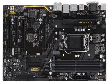 GIGABYTE GA-B250-HD3P, Socket 1151, Intel® B250, Dual 4xDDR4-2400, CPU Intel graphics, DVI, HDMI, 3xPCIe X16, 6xSATA3, 1xM.2 slot, 1xSATA Express, ALC892 7.1ch HDA, Gigabit LAN, 1xUSB3.1/Type-C + 1xUSB3.1 Gen 2, 6xUSB3.1, ATX