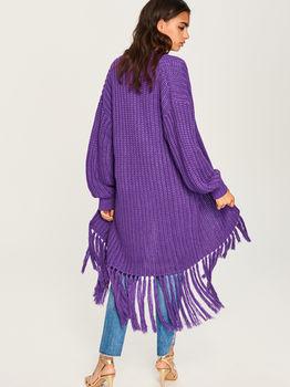 Трикотаж RESERVED Фиолетовый