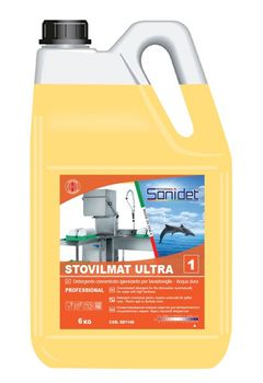 STOVILMAT ULTRA - Антибактериальное средство для посудомоечной машины (6KG)
