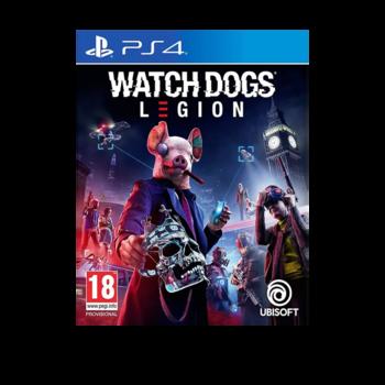 купить Gamedisc Watch Dogs Legion Sony Playstation 5 в Кишинёве
