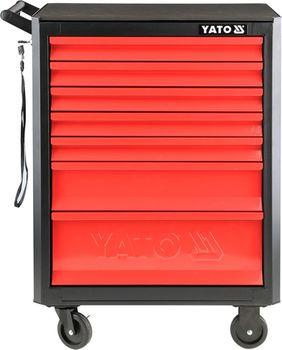 купить Ящик с инструментом Yato 141 ед. (yt-55291) в Кишинёве