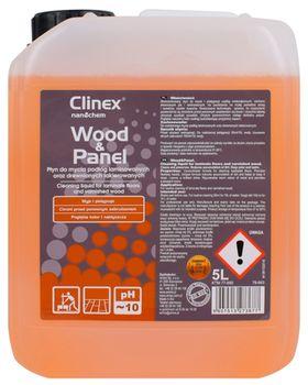 Clinex Wood&Panel 5л д/водонепроницаемых полов
