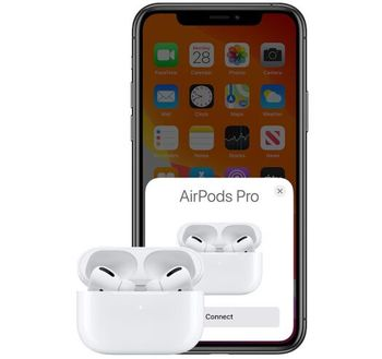Наушники Apple AirPods PRO (MWP22) with wirelless case
