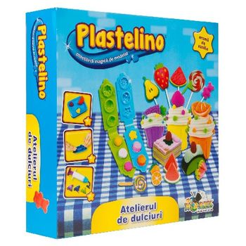 купить Noriel Plastelino Мастерская Сладости в Кишинёве