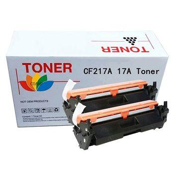 Compatible Laser Cartridge for HP CF217A Black, SCC